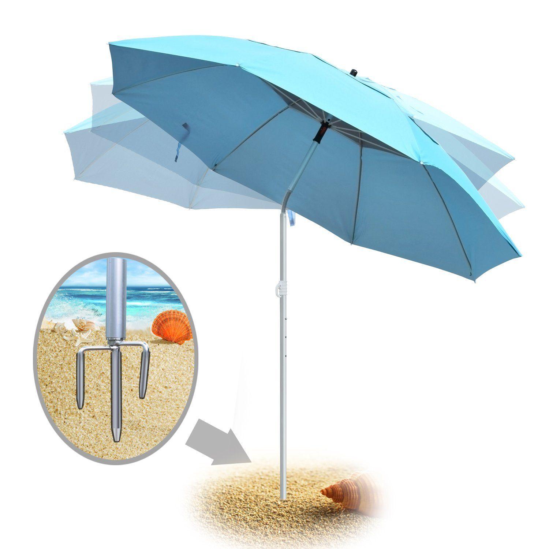 Portable Sun Shade Umbrella, DoerDo 360