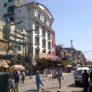 Old Anarkali Bazaar