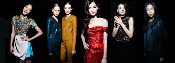 British Fashion Council Current Recipients Current Newgen Recipients Fashion London Fashion Week Fashion Week