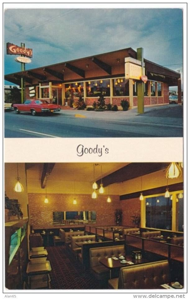 Goody S Family Restaurant In 2019 Ghost City New Mexican