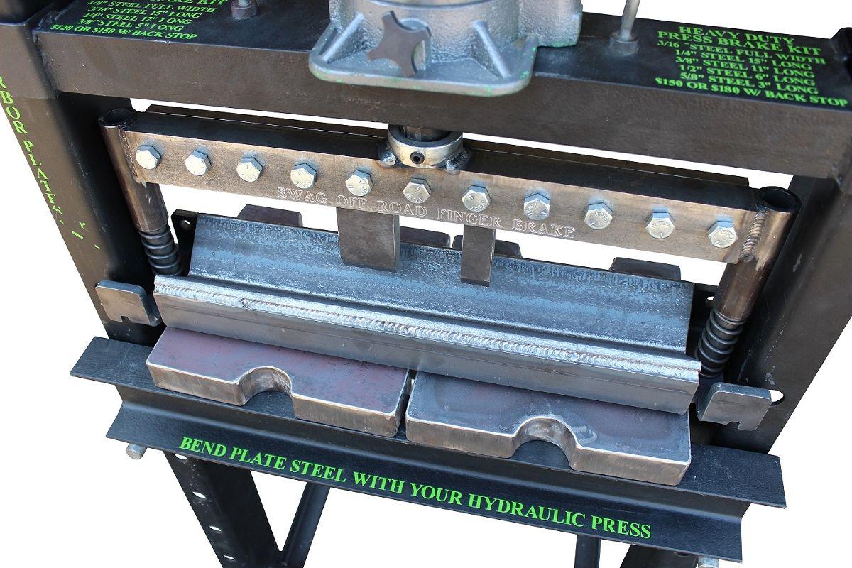 Diy Press Press Brake