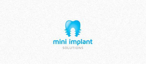 35 Attractive Dental Logo Designs For Inspiration