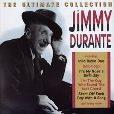 The Ultimate Collection Jimmy Durante Songs Ultimate