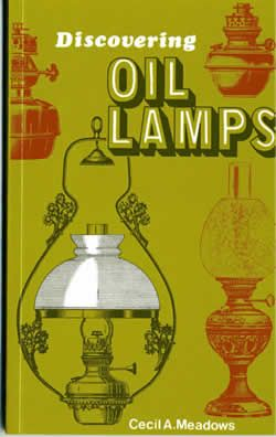 Image of Discovering Oil Lamps Book