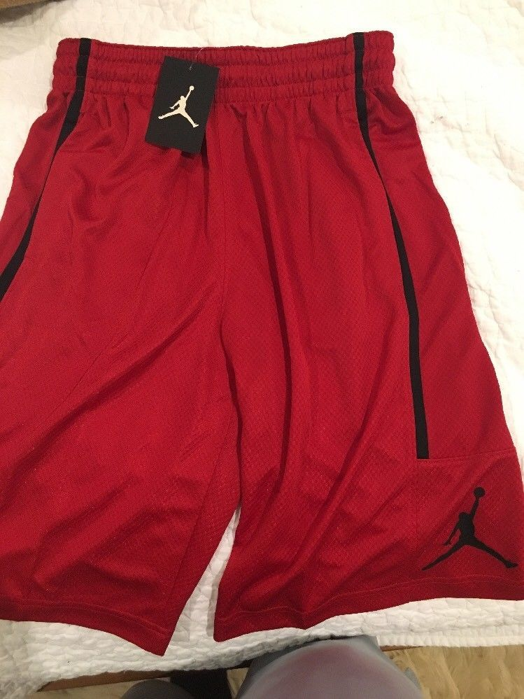 139d5665b100 NIKE Mens Jordan Double Crossover Basketball Shorts NWT  fashion  clothing   shoes  accessories