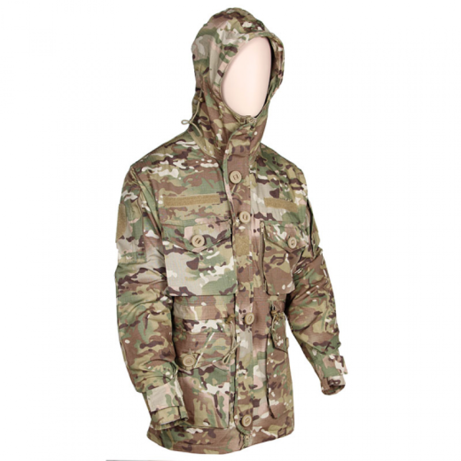 Brand new Fleece MTP British Army Issue Style camouflage Zip Recon Hoody