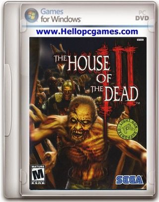 The House Of The Dead 3 Pc Game File Size 831 59 Mb System