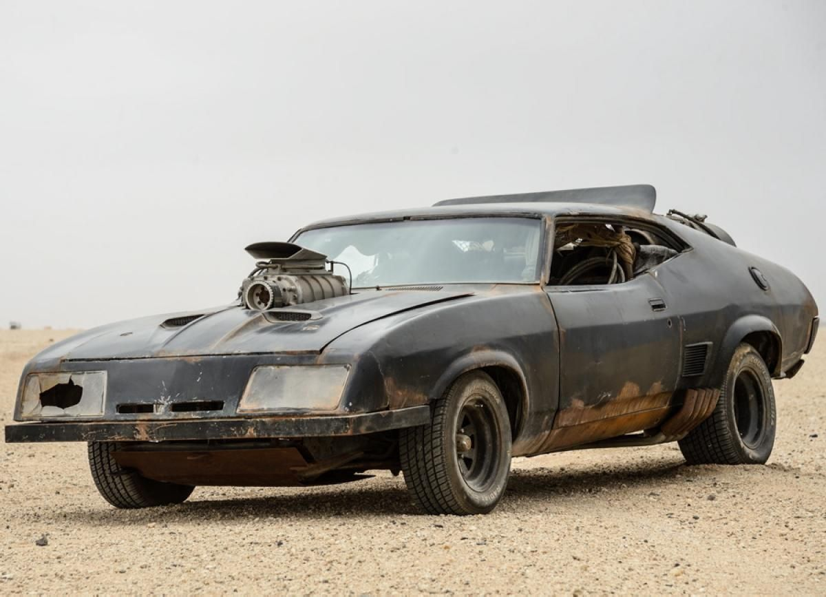 Interceptor From Mad Max Fury Road Photos Mad Max Cars The