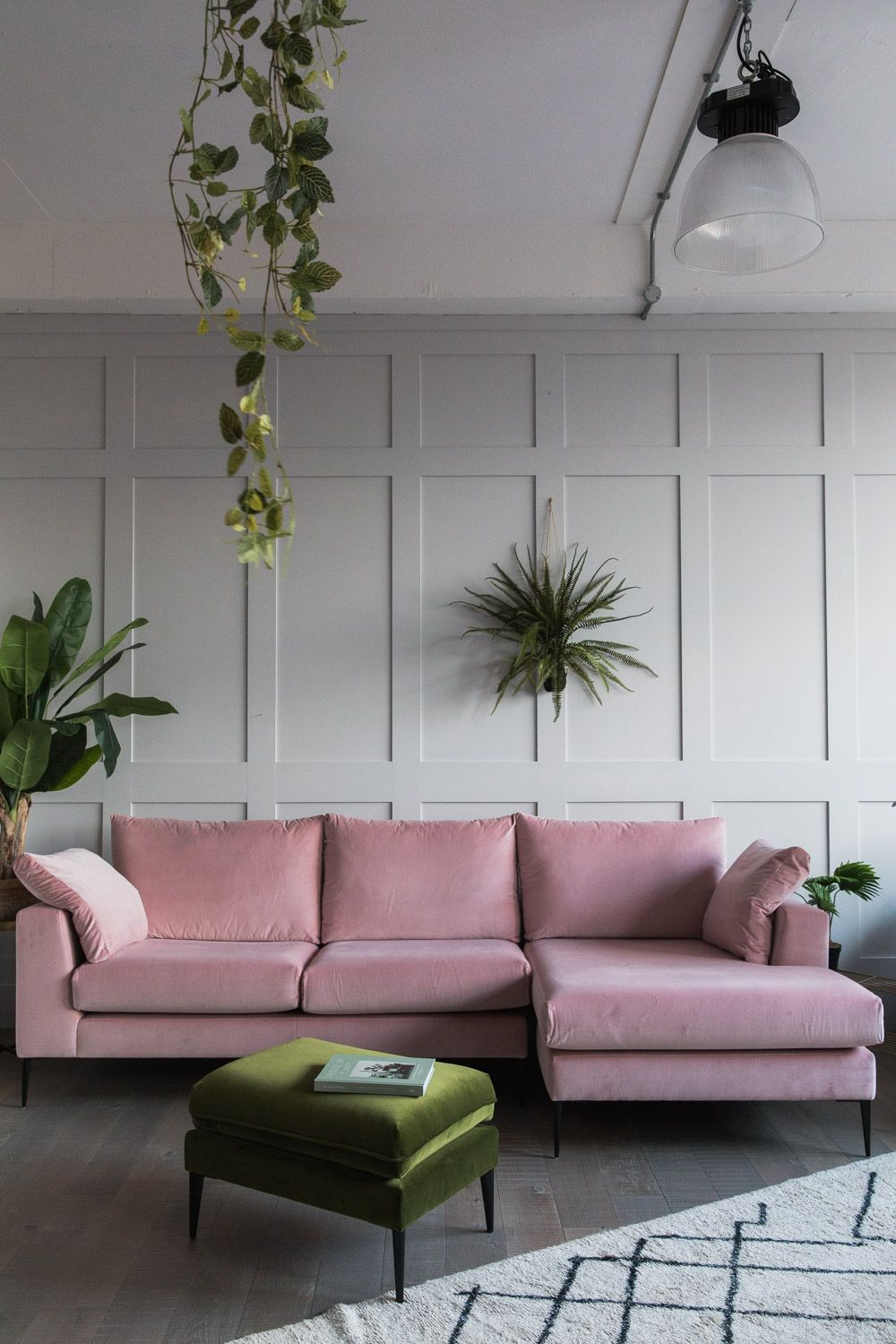 Introducing The Contemporary Collection Velvet Corner Sofa Interior Trend Pink Velvet Sofa