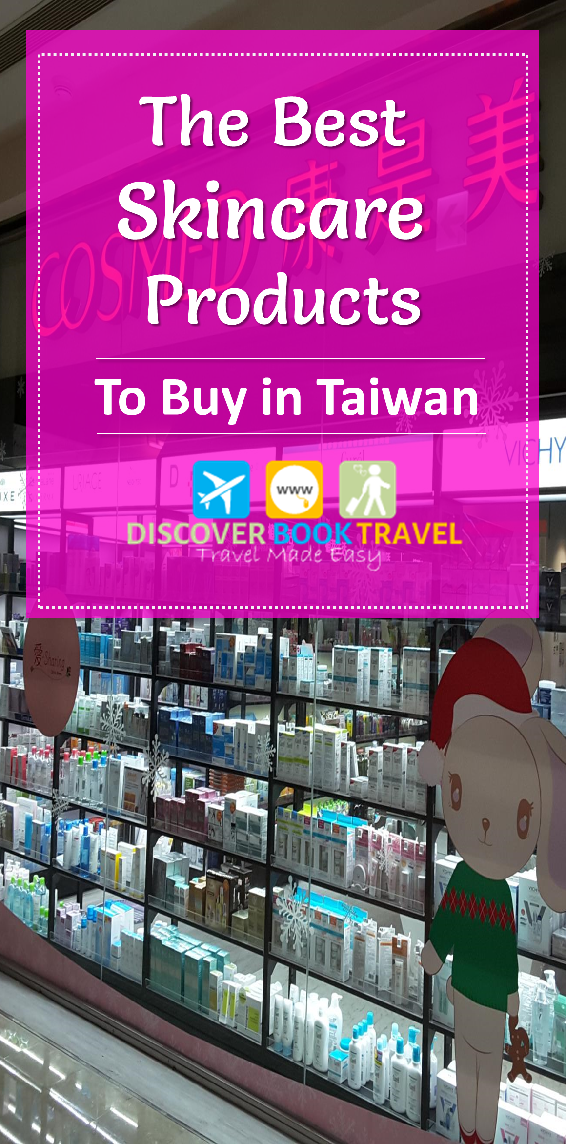 Top 10 Skincare Products To Buy In Taiwan Updated 2019 Discover Book Travel Singapore Travel Blog Singapore Travel Taiwan Travel Travel Book