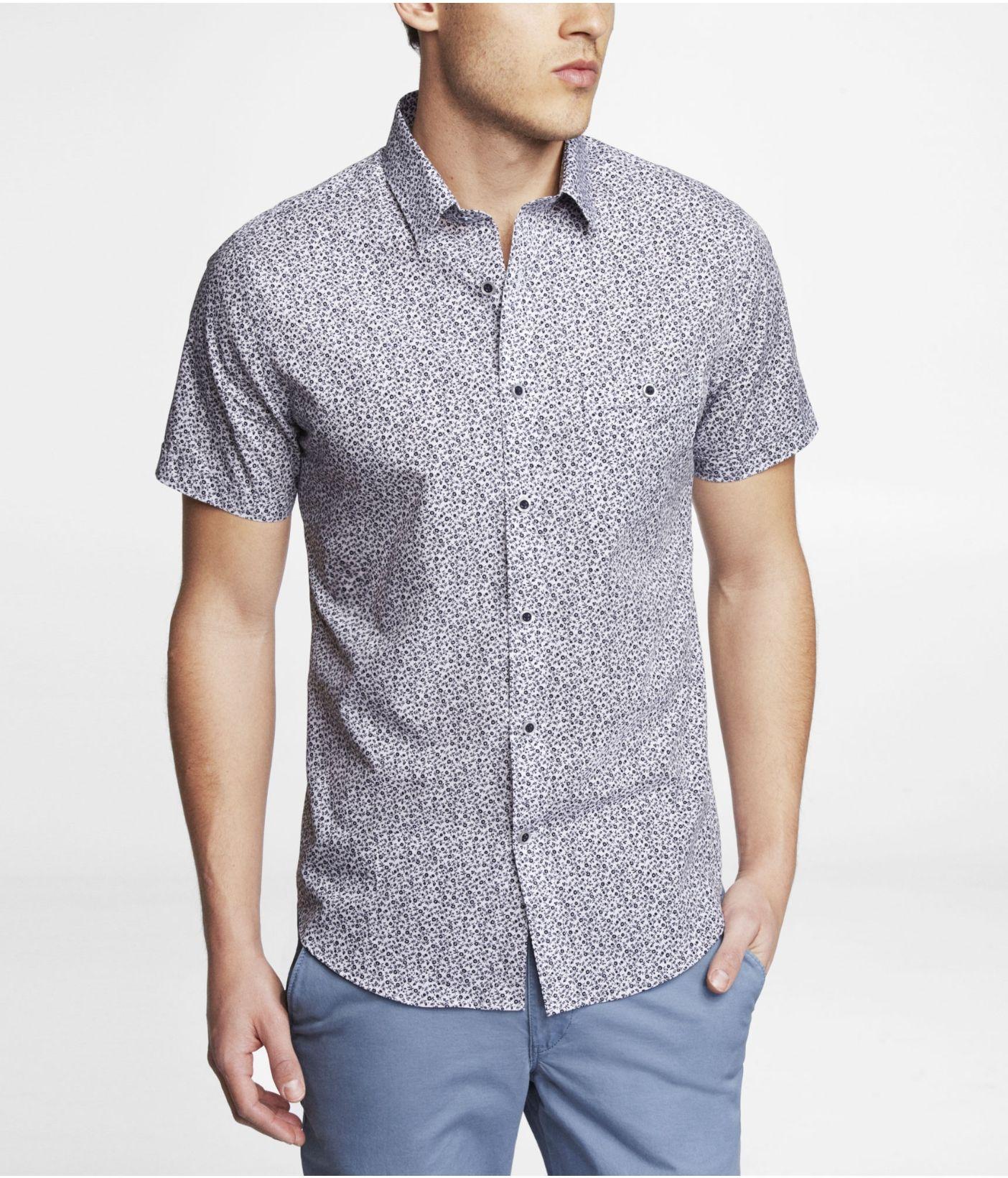 ab8c897459e2 Short Sleeve Dress Shirts Express - DREAMWORKS