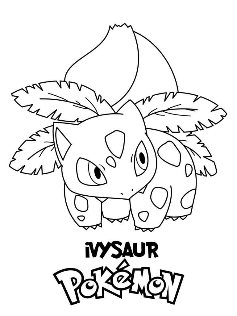 Pokemon Coloring Pages Join Your Favorite Pokemon On An Adventure Pokemon Coloring Pages Pikachu Coloring Page Coloring Books