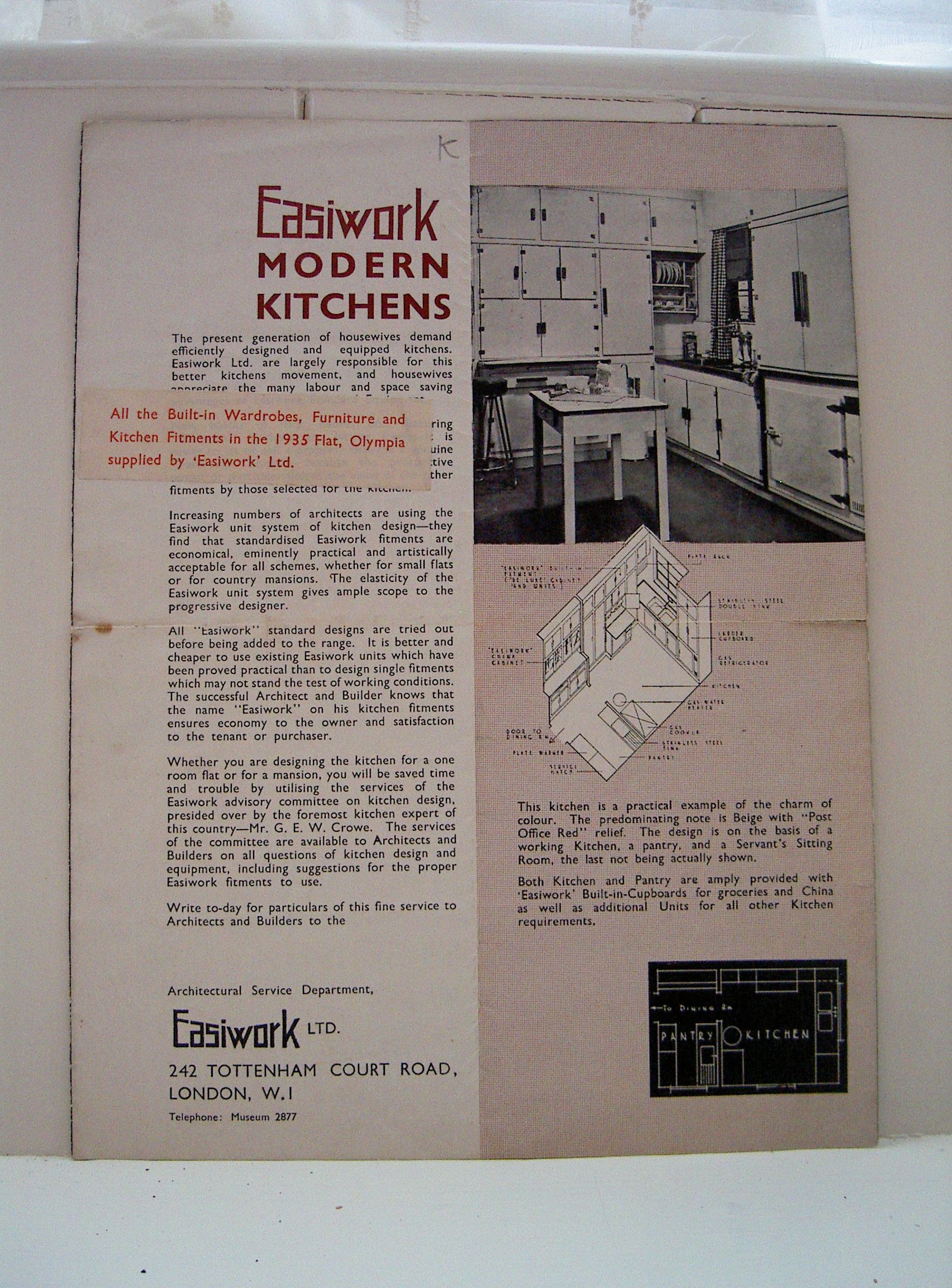 Best Images About A Few Easiwork Pictures On Pinterest S - Small parallel kitchen design