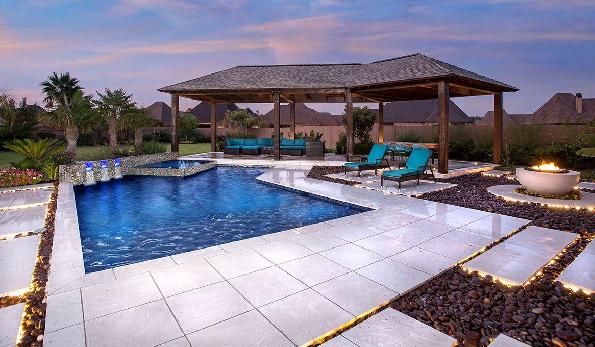Residential Pool Photos Custom Pool & Spa Gallery