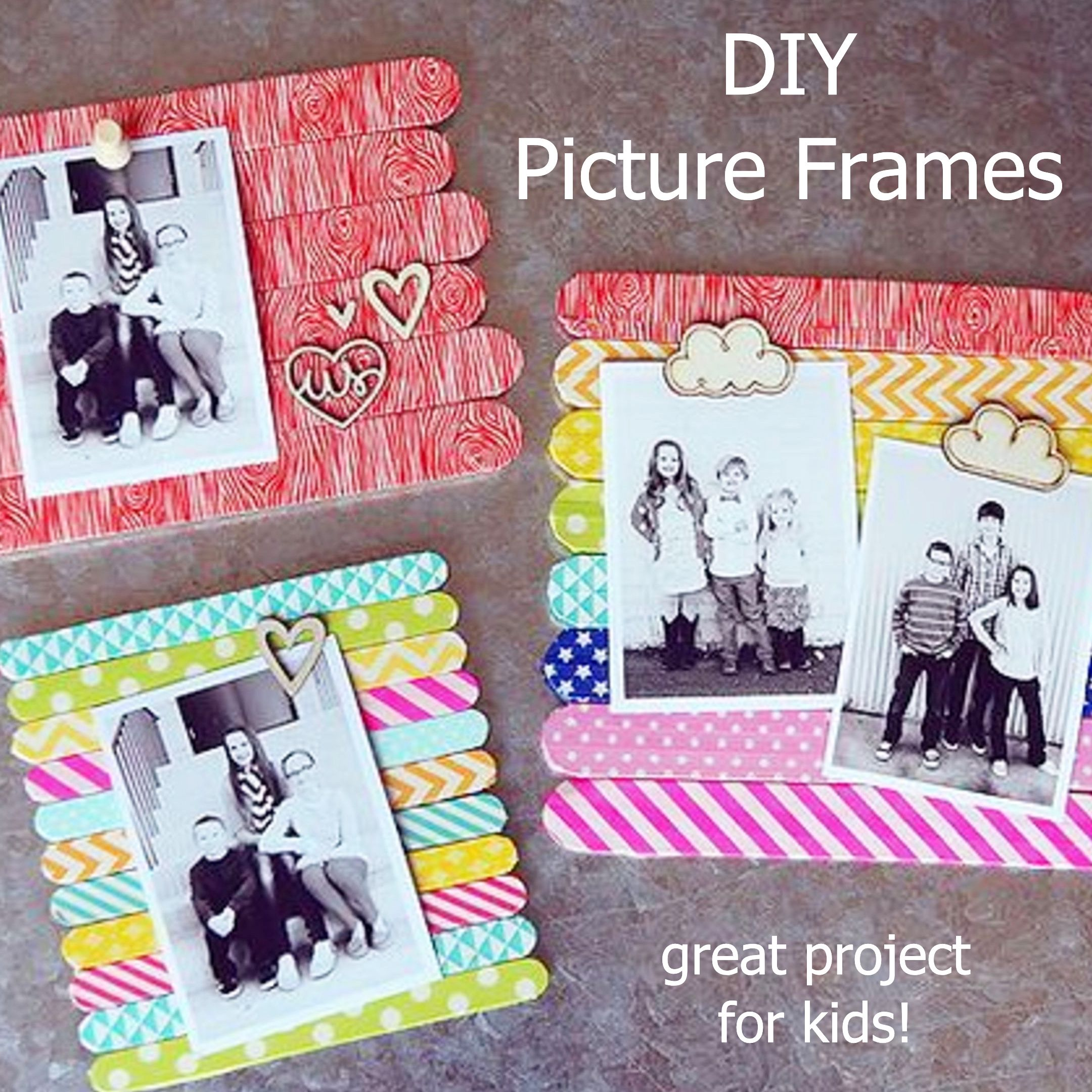 Easy DIY Gifts For Mom From Kids Diy gifts for mom, Diy
