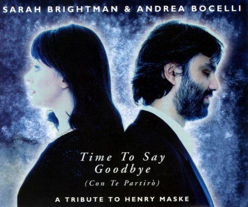 Andrea Bocelli Sarah Brightman Sarah Brightman Funeral Songs