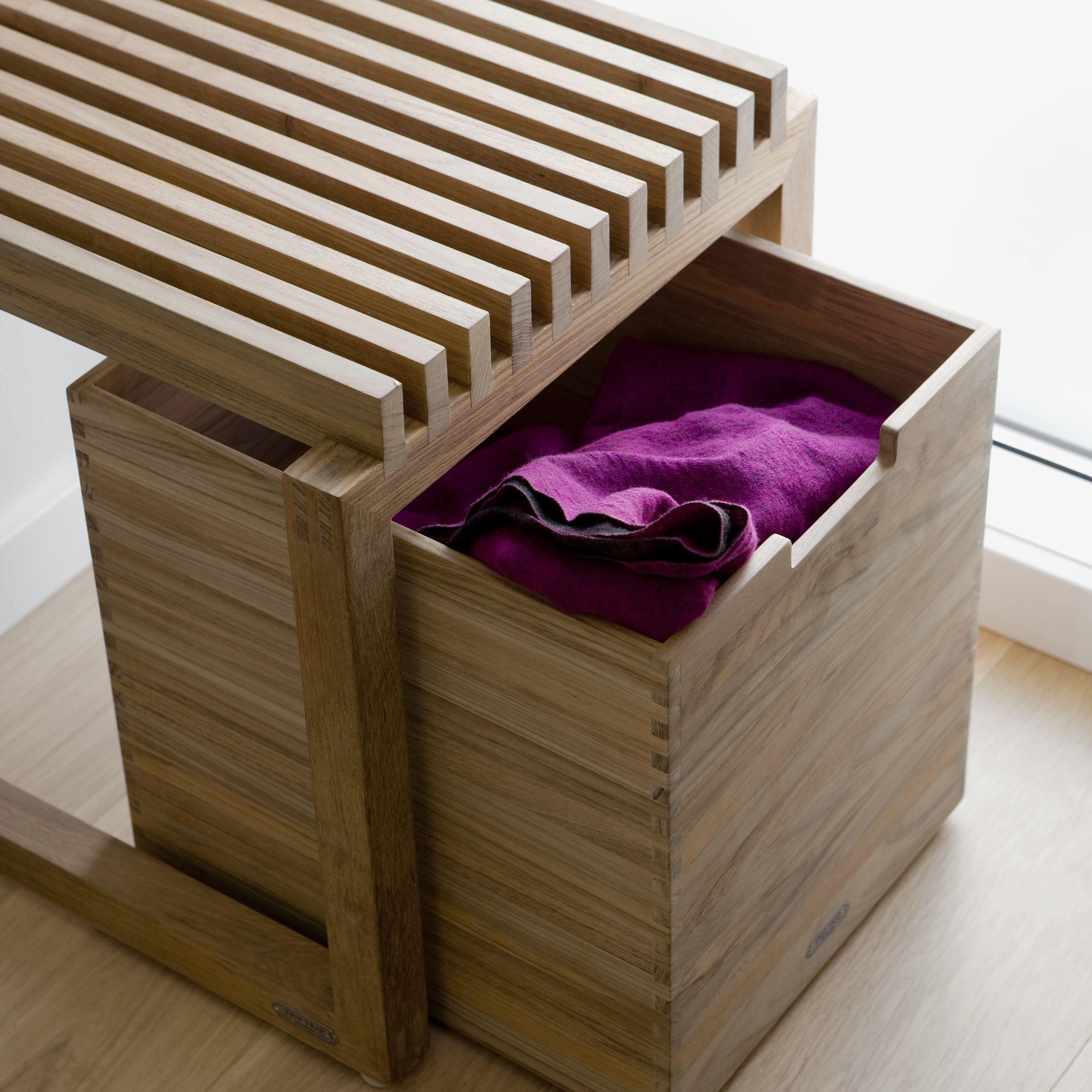 Cutter Box Von Skagerak Im Wohndesign Shop Hocker Holz Kleinmobel Holzdesign