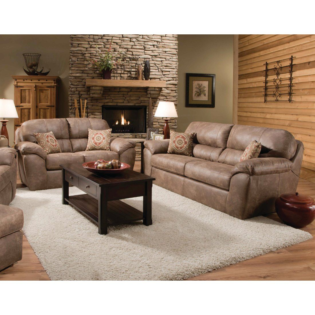 Best Ulyses Living Room Sofa Loveseat Recliner 18A Living Room Furniture Conn S 400 x 300