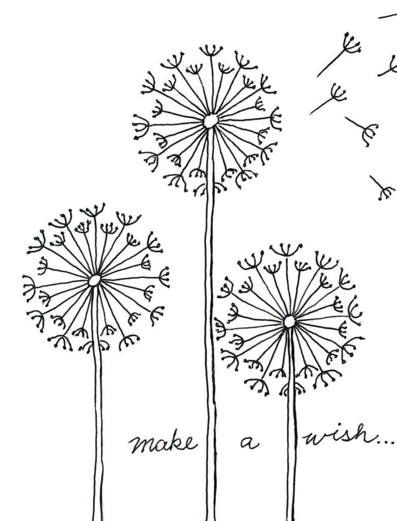 Draw a dandelion pinterest bullet journal ideas journal ideas 200 bullet journal ideas and doodles to rock your bu jo mightylinksfo