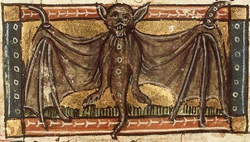 medieval bats illustrations - Buscar con Google