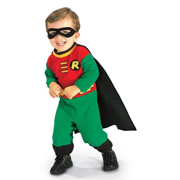 Standard Robin Infant Costume | Sizes 0-6 6-12 2T-  sc 1 st  Pinterest : cute baby costumes pinterest  - Germanpascual.Com