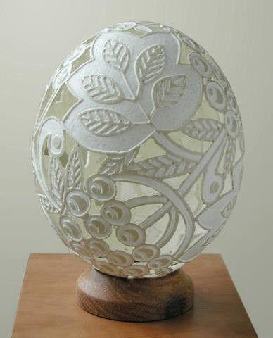 Egg Carvers   Similar Galleries: Ostrich Egg Carving ...