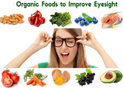 Best foods to improve eyesight naturally at home | Eye sight ...