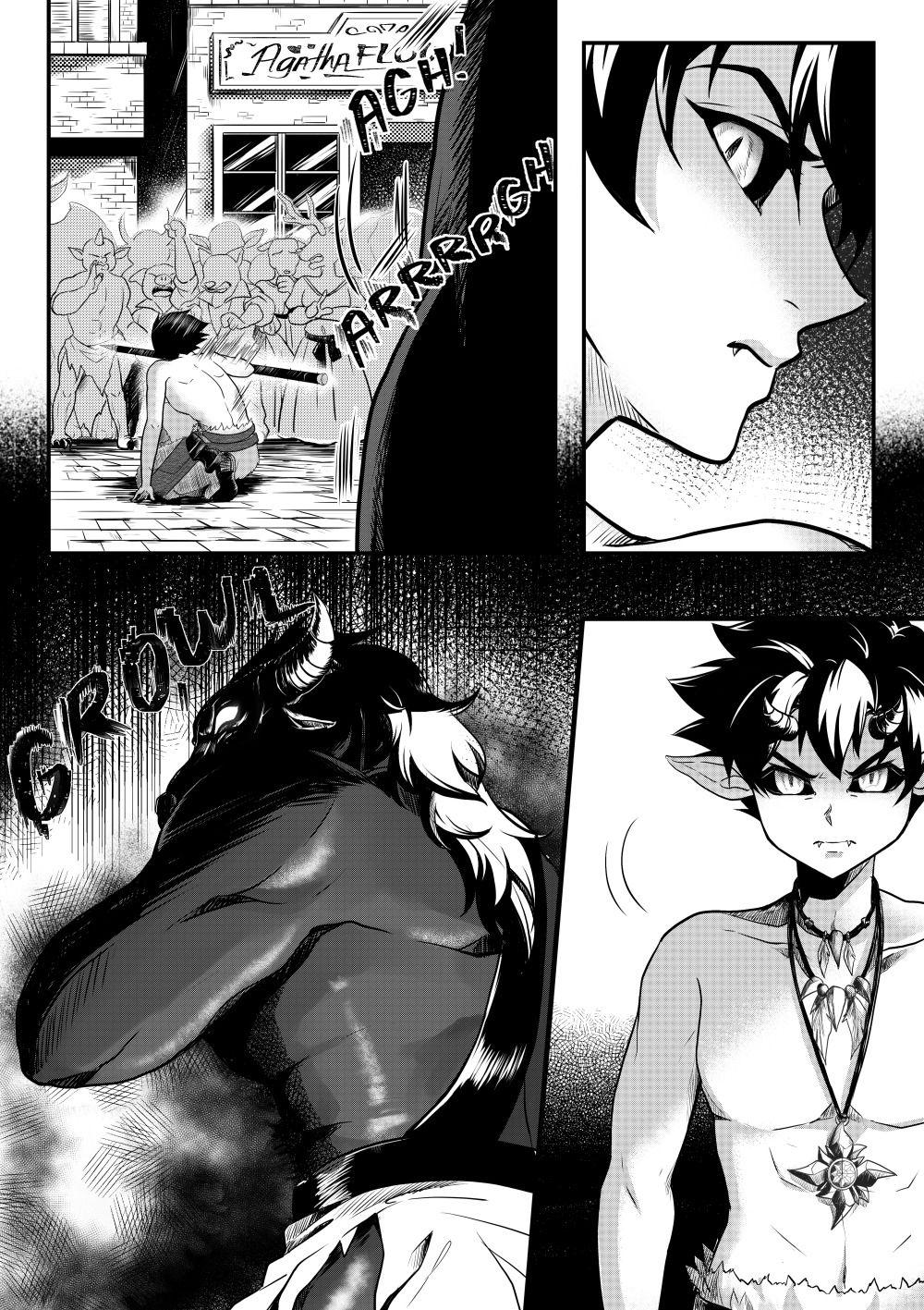 Battle Bragor VS Phoebos Manga en 2020 Créer un manga