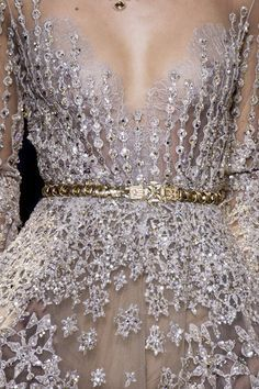 Elie Saab at Couture Spring 2017