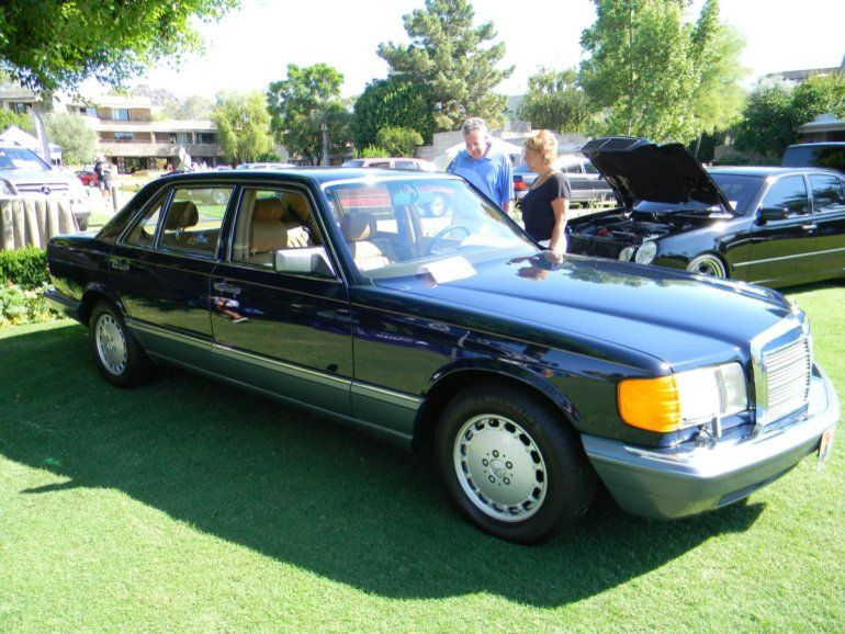 1988 Mercedes Benz 420sel With Images Mercedes Benz