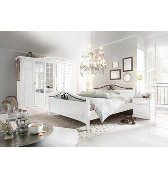 Premium Collection by Home affaire Schlafzimmer-Set »Carlo« (4-tlg - schlafzimmer komplett set