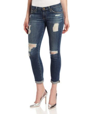 Streetwear Womens Jeans#AG Adriano Goldschmied Women's Stilt Roll Up