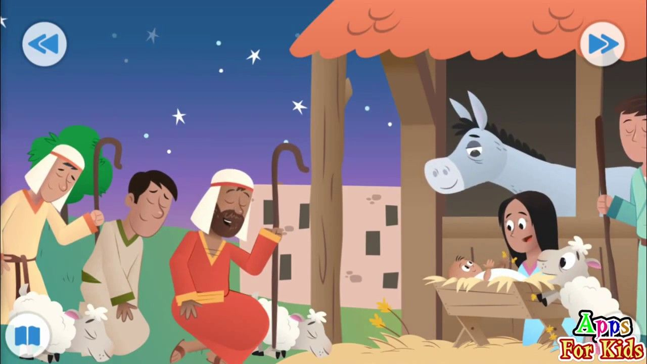 20 the first christmas gift bible story for kids apps for kids