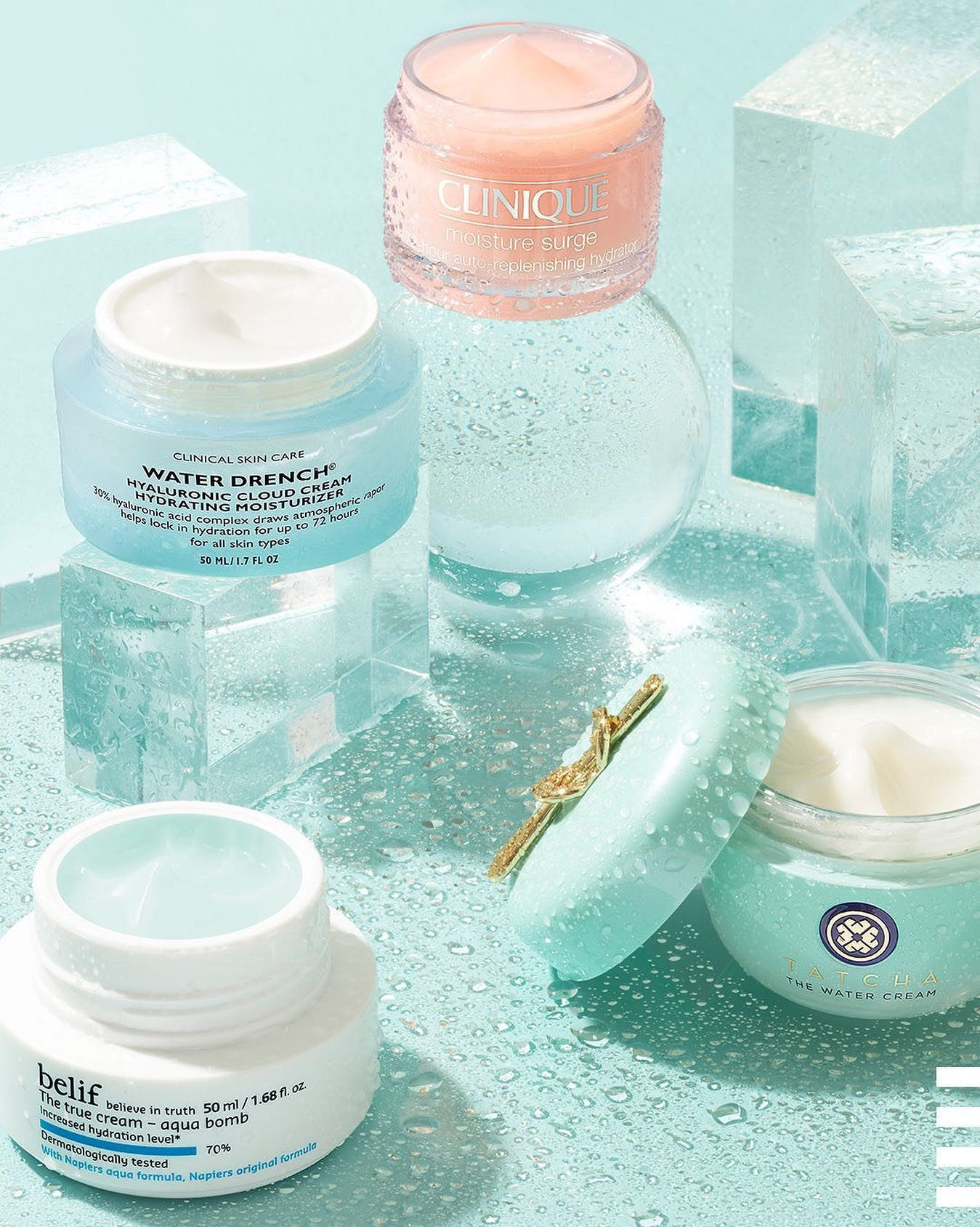 Water Based Moisturizers To Refresh Your Skin Sephora Moisturizer Moisturizer Cream