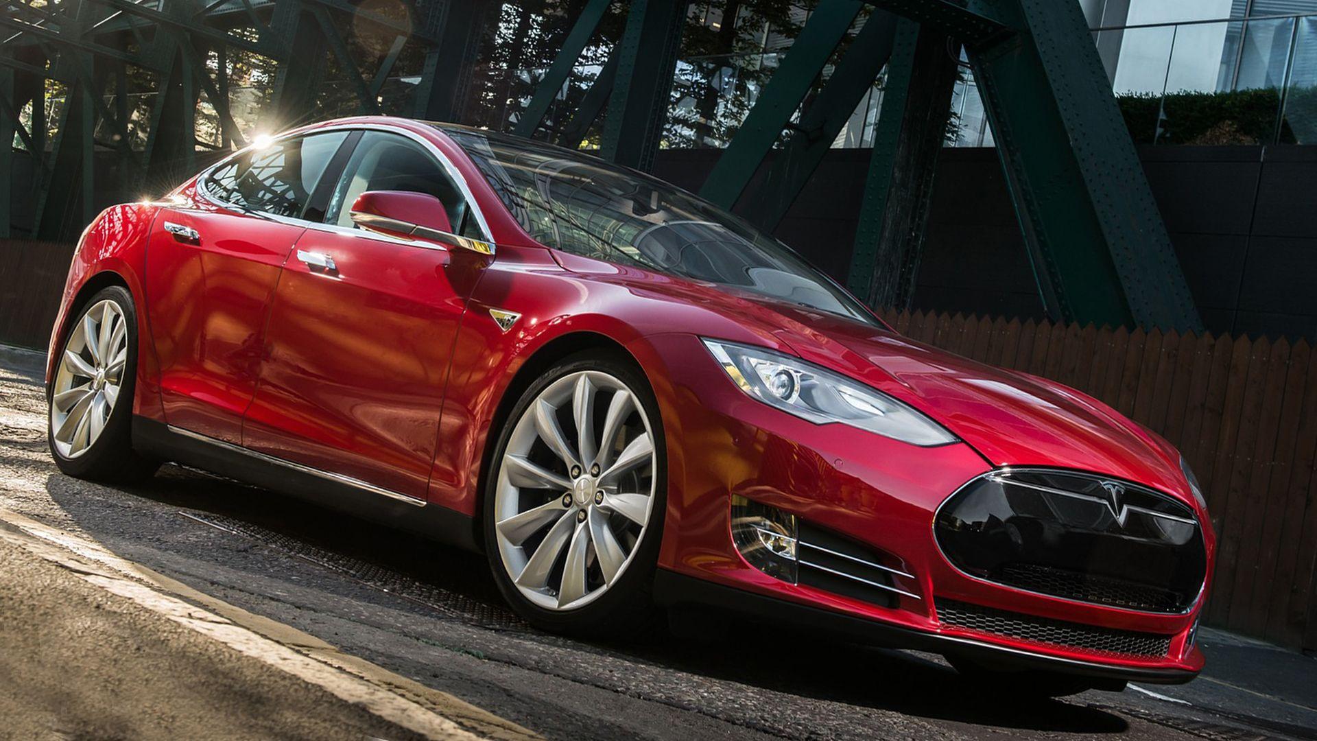 New 2020 Interior Tesla Model S HD Desktop Tesla model s