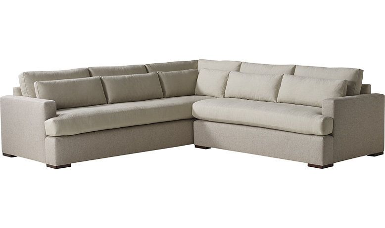 Darcy Sectional By Baker Clics Upholstery 6568