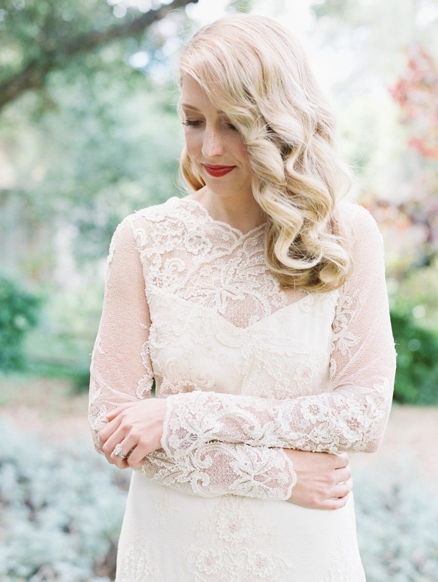 Wearing a Veil? Consider One of These Three Hairstyles. | Bridal ...