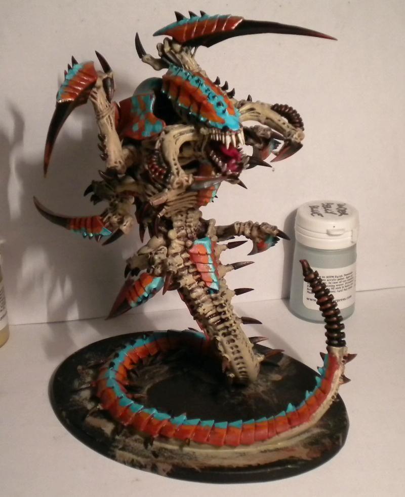 The Return Of Hive Fleet Kraken, A Tyranid Odyssey (Pic
