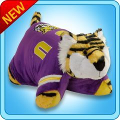 Mike The Tiger Pillow Pet I Better Get This For Christmas