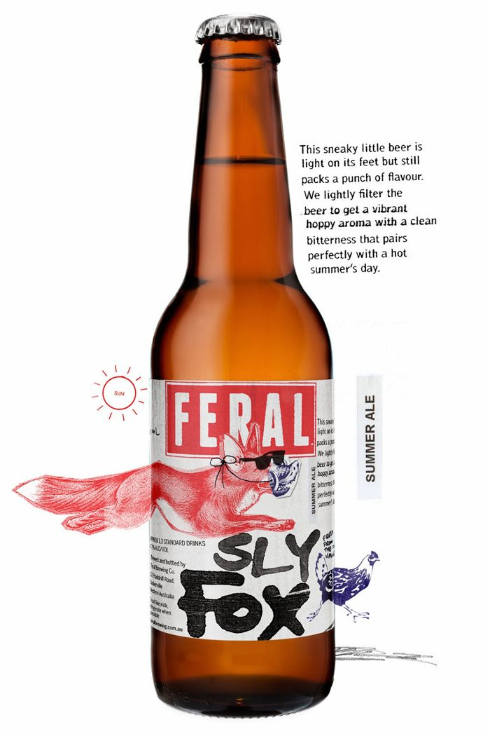 Feral Brewing Company - Alcoholic Beverages | Beer Bottles