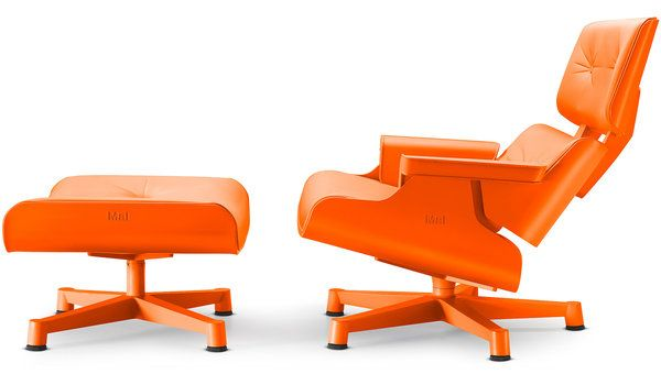 Good From Mal, A Classic Silhouette For Outdoors U2014 Currents. Outdoor ChairsEames  ...