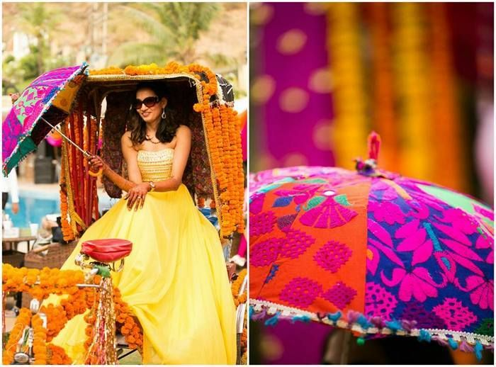 Exquisite Rick and Auto at Indian Weddings | Weddings and Wedding