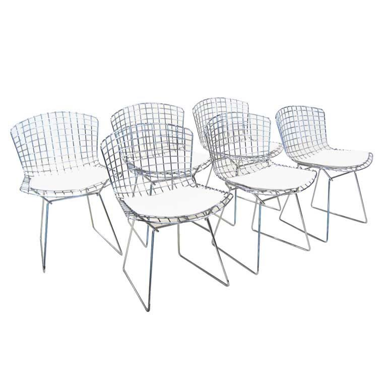 Bertoia Side Chairs Bertoia Chair
