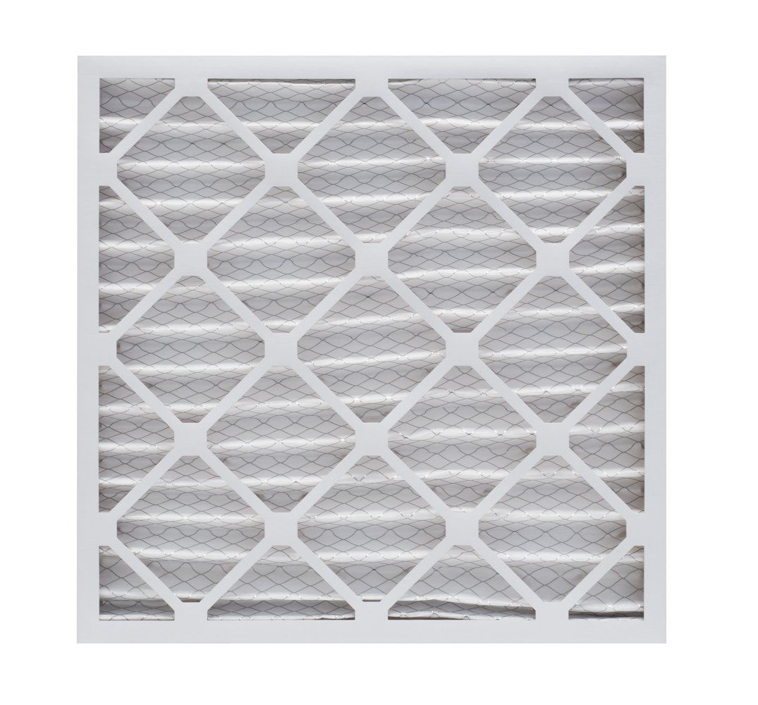 14x25x2 AC and Furnace Air Filter by Aerostar MERV 11 Box