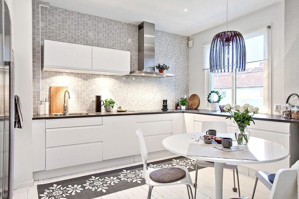 aranżacja kuchni Contemporary kitchen, Interior design