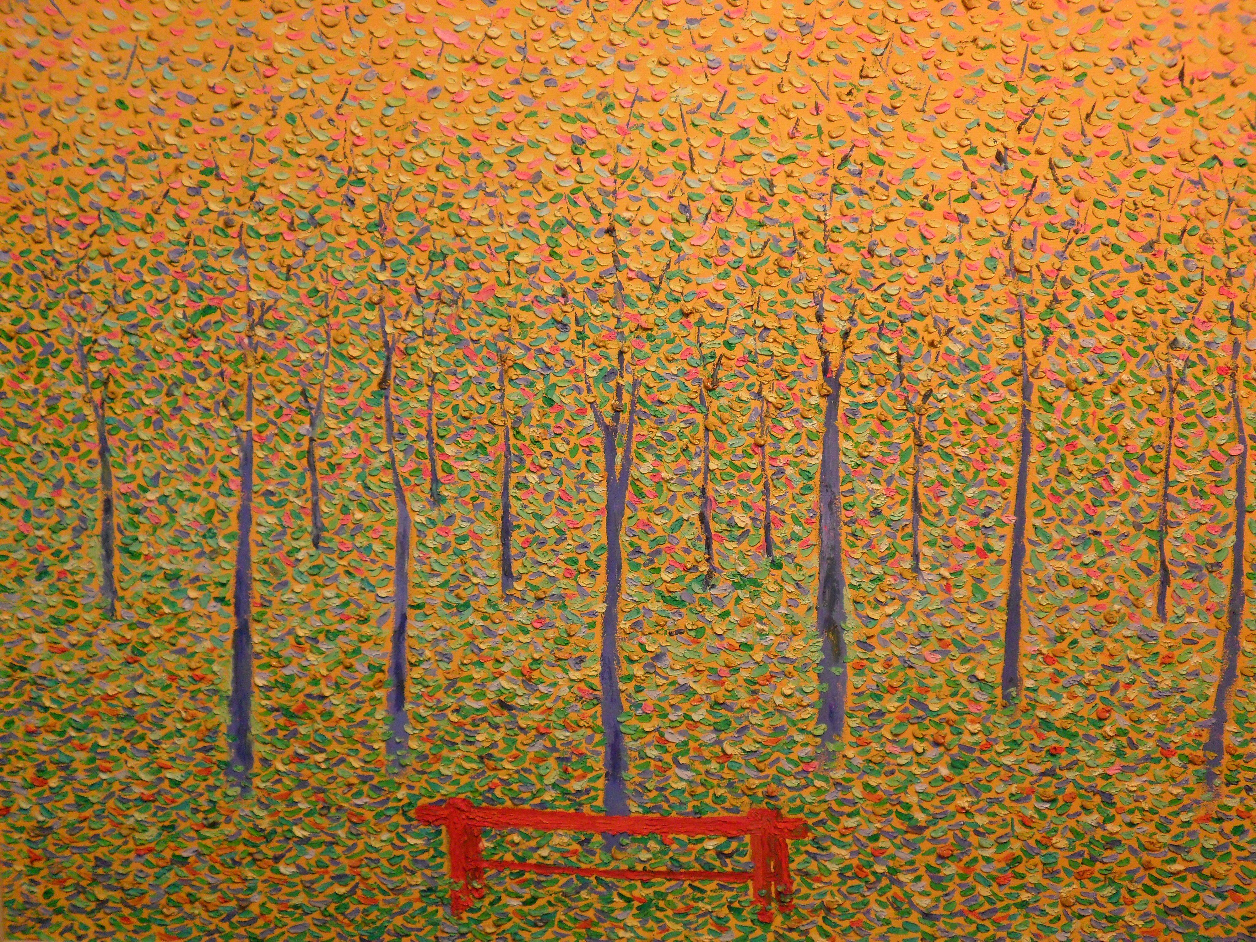 Seurat Pointillism Paintings | pointillism seurat | Pointillism ...