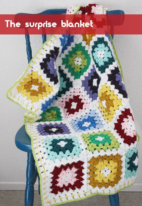 Crochet granny manta cuadrada | Crochet | Pinterest | Manta cuadrada ...