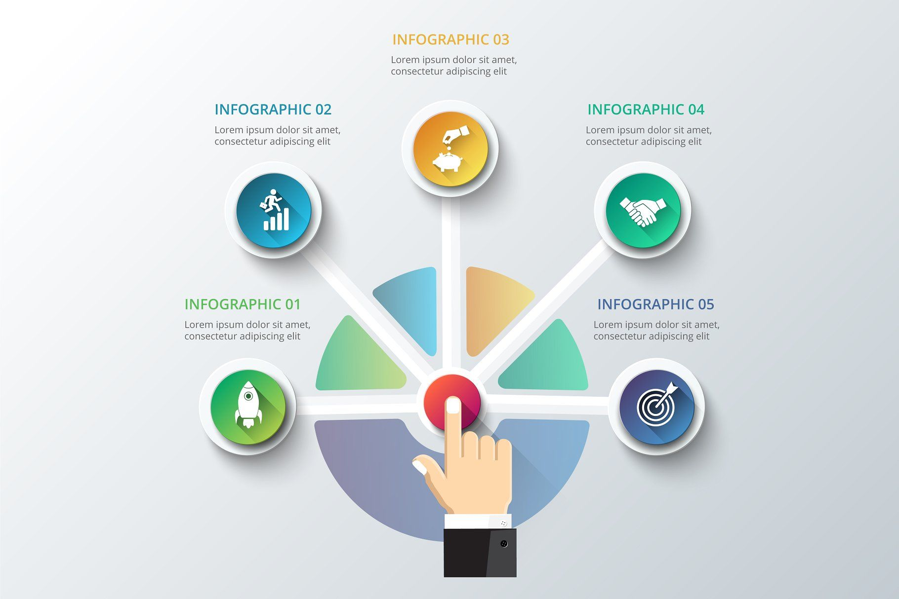 diagrams for business infographic v6 infographic business diagrams