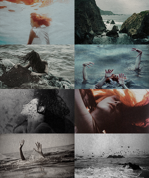 FIGURES OF NORSE MYTHOLOGY: RAN Ran is the goddess of storms and the wife of the sea god, Aegir ...