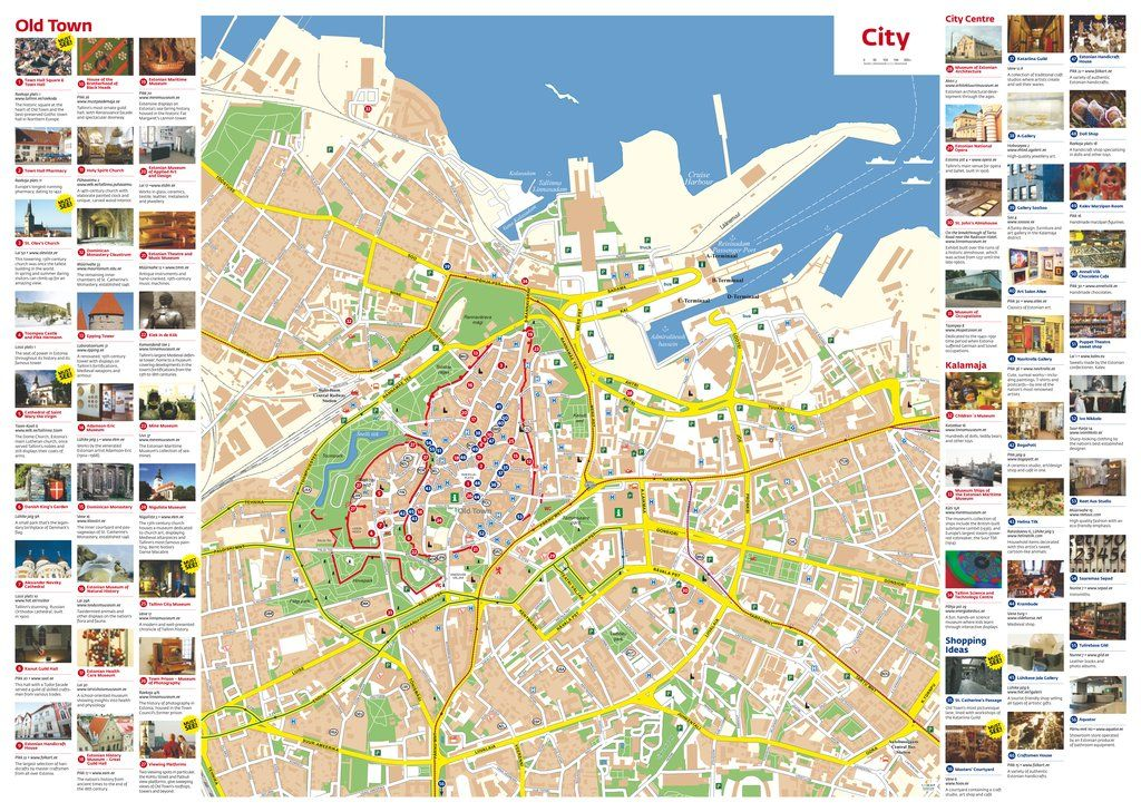 Image result for tallinn city map Kremm Pinterest Tourist map